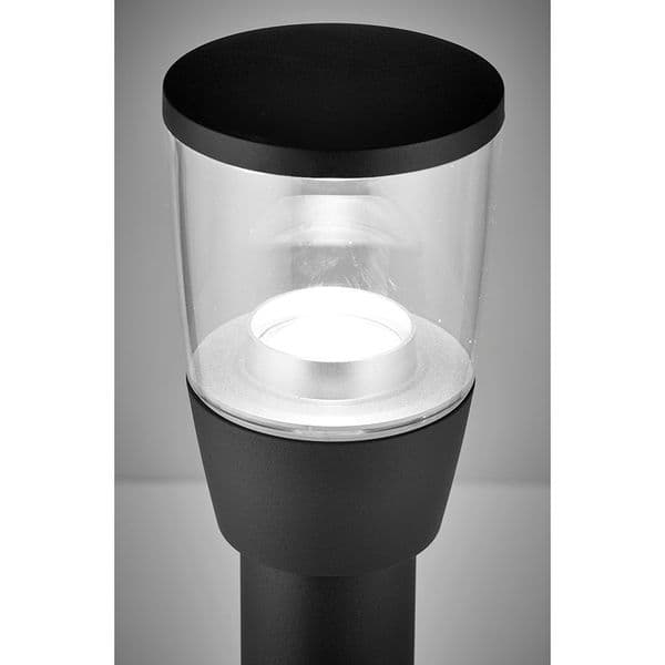 Saxby Canillo Post IP44 7w Cool White 67699 By Massive Lighting